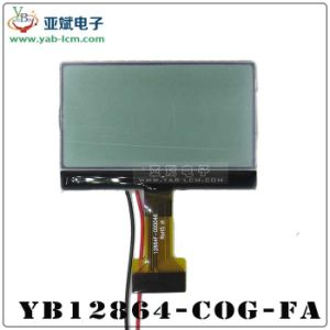 Cog Yb12864fa Graphic DOT Matrix LCD Screens