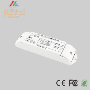 0/1-10V Push Dim 10A*1channel LED Dimming Driver pictures & photos