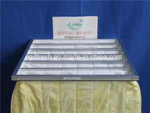 F8 Pocket Air Filter for Spray Booth pictures & photos