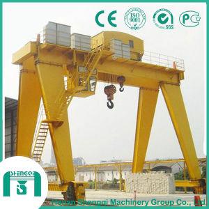 100 Ton Cabin Control Double Girder Gantry Crane pictures & photos