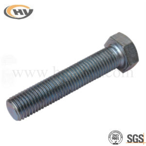 CNC Machining Hex Bolt for Fastener (HY-J-C-0122)