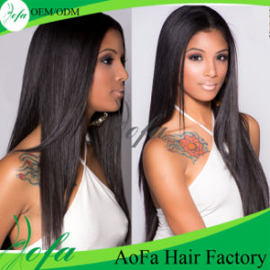 Top Grade Brazilian Virgin Hair Weave Straight Human Hair Extension pictures & photos