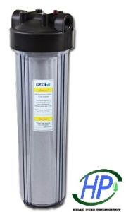 """20"""" Jumbo Clear Filter Housing for RO Water Purifier pictures & photos"""