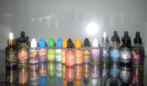 Kyc New Taste Mint&Flowery Flavor E-Liquid for E-Cig/Individual Packing 20ml pictures & photos