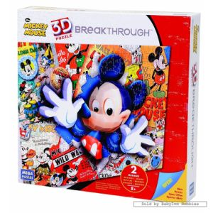 Hotsale Cartoon Paper Jigsaw Puzzle with Custom Printing pictures & photos