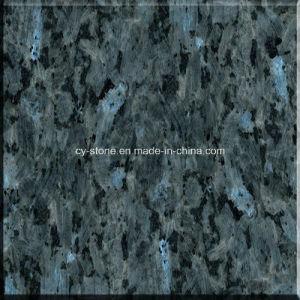 Import Granite Stone Brazil Royal Blue Slab for Tiles/Countertops