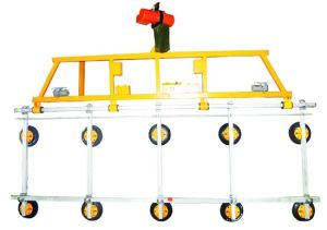 Battery Vacuum Lifter for Large-Sized Glass pictures & photos