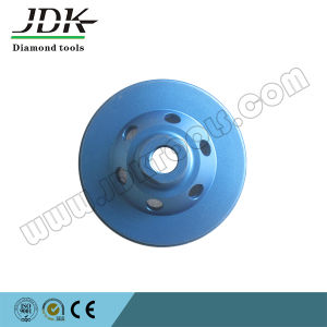 Single Row Steel Base Turbo Segment Diamond Cup Wheel pictures & photos