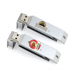 2016 The New Creative Bottle Opener USB Flash Drive pictures & photos
