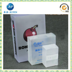 professional Custom Dull Polish PP/PVC Gift Packing Box (JP-pb020) pictures & photos