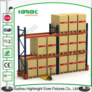 Long Span Warehouse Pallet Racking System pictures & photos