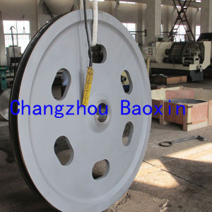 Container Crane Full Forged Sheave pictures & photos