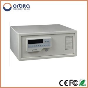 Hotel Wall Digital Money Safe Box with LED Display Screen pictures & photos