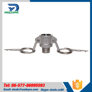 Stainless Steel Cam Lock-Type Quick D Coupler (DYTIF-001) pictures & photos