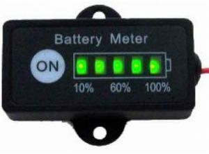 NiMH Battery Meter for 4~40 Cell NiMH/NiCd Battery pictures & photos
