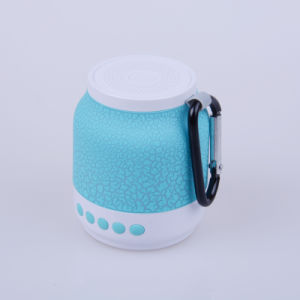 Cute Stereo Bluetooth Wireless Portable Mini Speaker pictures & photos