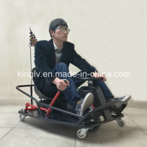 China Supplier 500W Electric Go Kart Drift Tricycle pictures & photos