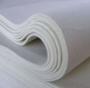 Pressed 100% PP Felt, Non Woven Fabric, Industrial Wool Felt pictures & photos