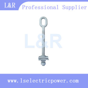 Long Eye Bolts with Washer and Nut pictures & photos