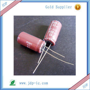 Hot Sell Capacitor 33UF-400V New and Good Quality pictures & photos