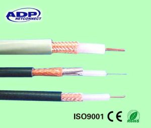 Popular Coaxial Cable RG6 From Professional Manufacturer pictures & photos