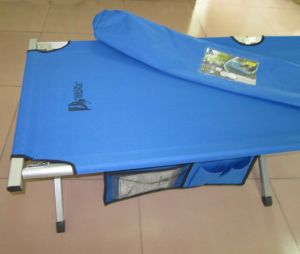 Outsunny Aluminum Folding Camping Bed pictures & photos