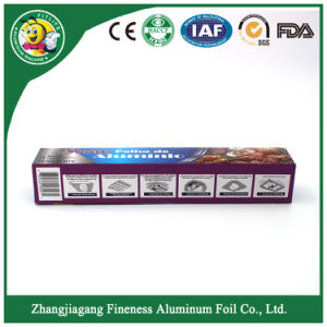 Competitive Price Household Aluminum Foil Roll pictures & photos