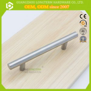 Stainless Steel T Bar Kitchen Cabinet Furniture Drawer Handles pictures & photos