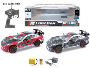 5 Channel Remote Control Car Toys with Changer Battery (1: 10) pictures & photos