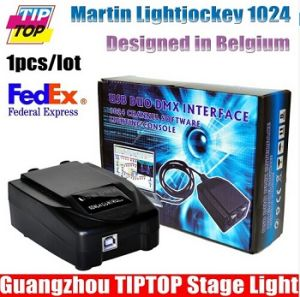 Martin Light Jockey USB 1024 DMX 512 DJ Controller
