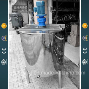 500L Stainless Steel Ice Cream Mixing Tank pictures & photos