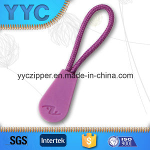 Weaving Cord Plastic Zipper Slider