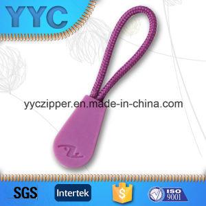 Weaving Cord Plastic Zipper Slider