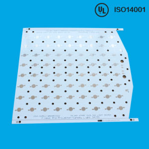 Aluminum PCB with Countersink Hole for Car pictures & photos