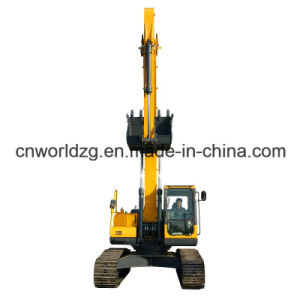21ton Hydraulic Excavator Construction Equipment pictures & photos