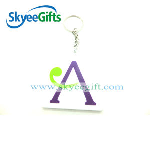 Manufacturer Supplies High Quality Customize Rubber PVC Keychain pictures & photos