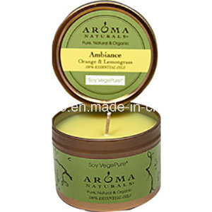 Pure Natural Soy Scented Tin Candle pictures & photos