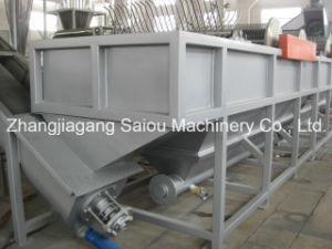 Good Supplier Waste PP PE Bags Recycling Machinery pictures & photos