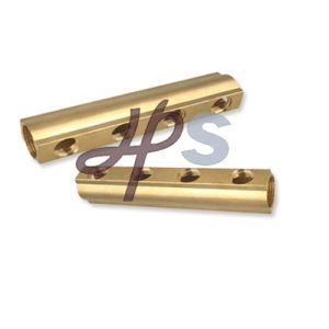 High Quality Brass Material Manifold Body (HM05) pictures & photos
