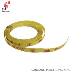 Printed PP Package Belt for Produce Packing