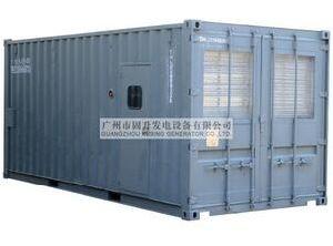Kusing K34500 50Hz Water-Cooling Diesel Generator