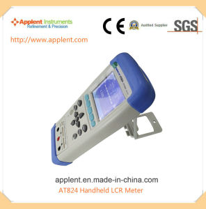 Lcr Meter with TFT True Color LCD Display (AT824) pictures & photos