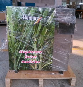 Sugarcane Cursher/Sugarcane Juice Machine/Sugarcane Freezer (ZJ150) pictures & photos