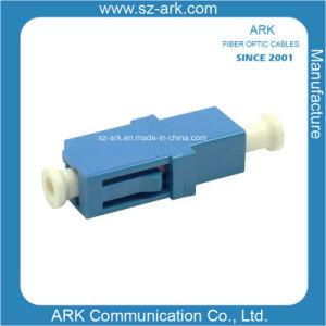 LC/PC Simplex Fiber Optic Adapter for Optical Fiber pictures & photos