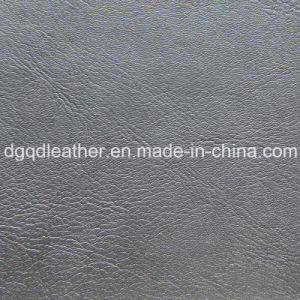 Good Scratch Artificial PU Leather (QDL-52098) pictures & photos