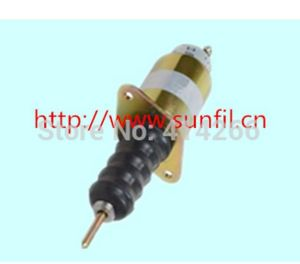 Fuel Shutdown Solenoid Valve for Generator, 24V, 3906776 SA-3151-24 pictures & photos