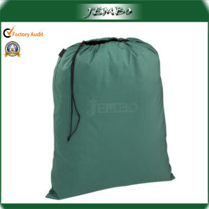 Nylon Eco Friendly Promotion Drawstring Bag for Laundry pictures & photos