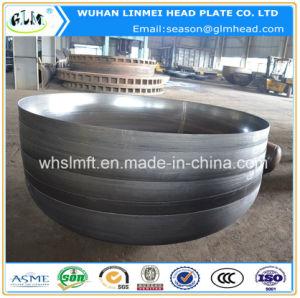 Carbon Steel Ellipsoidal Head Q345r Pipe End Caps pictures & photos