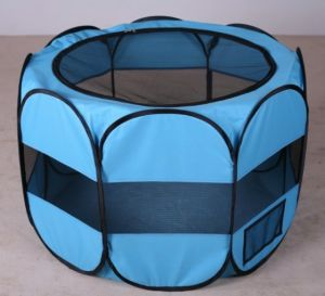 Pop up Foldable Dog Pet Tent (MW8006) pictures & photos