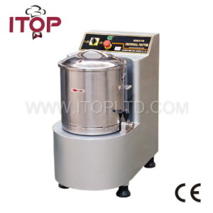 Automatic Electric Vegetable Food Cutter for Sale (QS-513, QS-515) pictures & photos